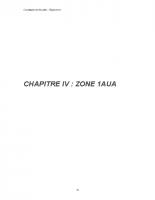 PLU Zone 1AUA