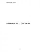 PLU Zone 2AUA