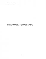 PLU zone 1AUC