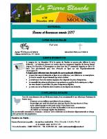 Pierre Blanche janvier 2017